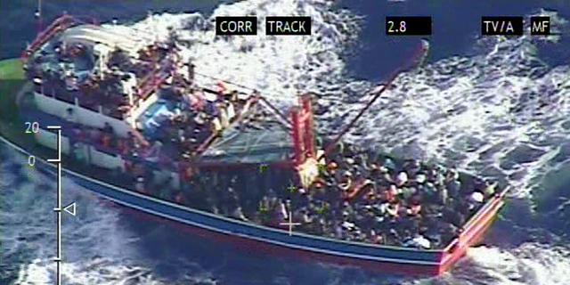 Kamer wil debat over maatregelen bootvluchtelingen