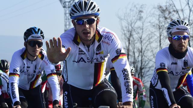 Degenkolb en Nibali definitief van start in wegwedstrijd WK
