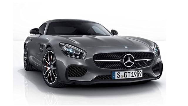 Mercedes AMG komt als Edition 1