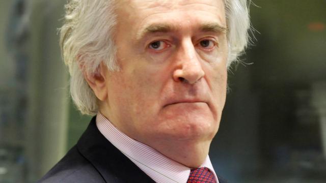 Een profiel van Radovan Karadzic