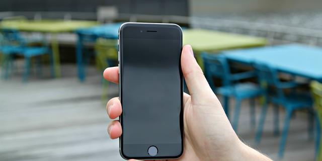 'Apple zag op laatste moment af van saffierscherm voor iPhone 6'