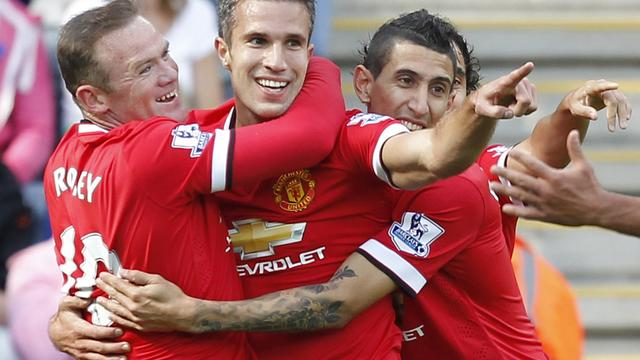 Van Persie heeft vertrouwen in ommekeer bij Manchester United