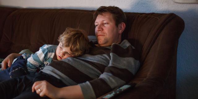 'Vader heeft na scheiding vaker contact met zoon'