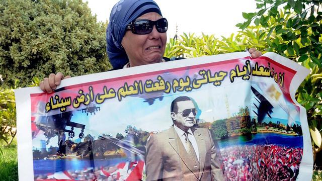 Rechter Egypte stelt vonnis Mubarak uit