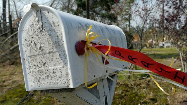 Amerikaanse postbode verzamelt 40.000 poststukken