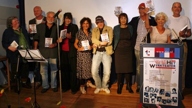 Werkteater-acteurs lanceren website met oeuvre