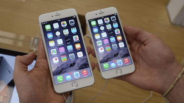 'iOS blijft veruit de grootste op zakelijke markt'