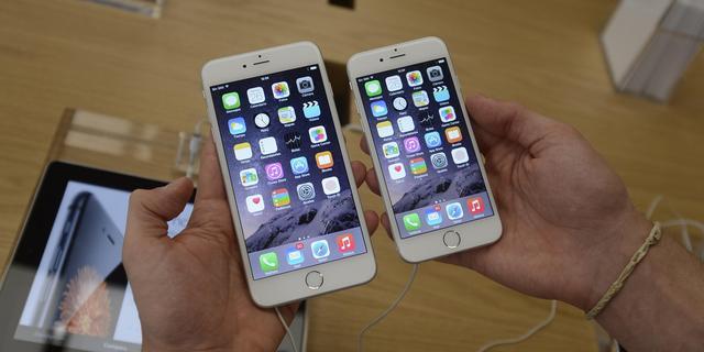 'iPhone 6 en 6 Plus 20 miljoen keer besteld in China'