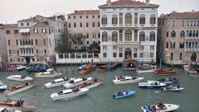 Venetianen willen limiet op aantal toeristen