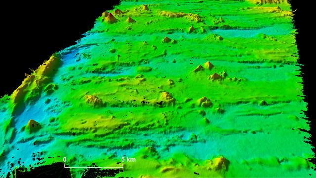 3D-beelden oceaanbodem voor zoektocht MH370