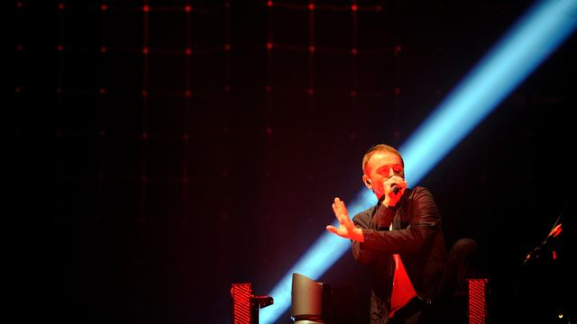 Underworld speelt album live in Nederland