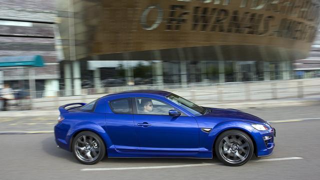 Designchef Mazda wil nieuw RX-model