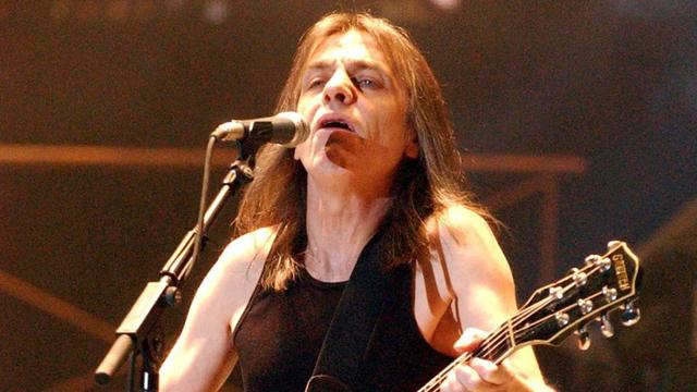 AC/DC-gitarist Malcolm Young op 64-jarige leeftijd overleden