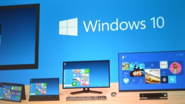 Vroege versie Windows 10 trekt een miljoen registraties