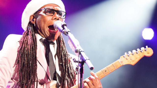 Nile Rodgers maakt Chic-album met overleden bandleden