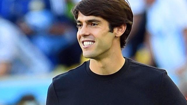 Kaká bestbetaalde speler in Verenigde Staten