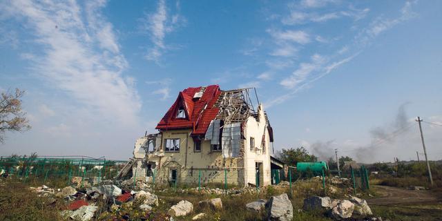 Doden door beschietingen in Oost-Oekraïne