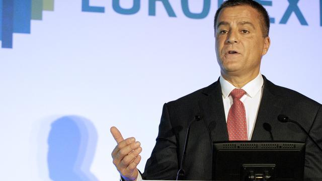 'Topman Euronext voorspelt beursconsolidatie'