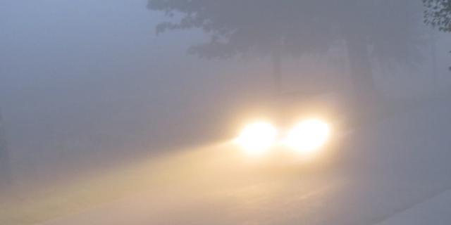Verkeer in zuiden en oosten last van dichte mist