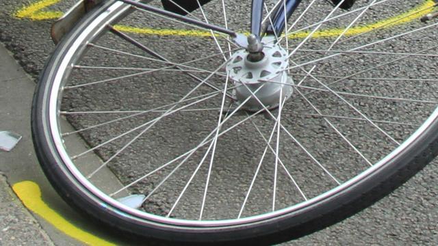 Jonge fietser overleden na aanrijding