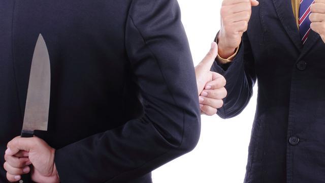 'Meer chantage bij bedrijven dan gedacht'