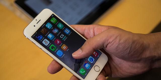 Apple bagatelliseert lek in iOS