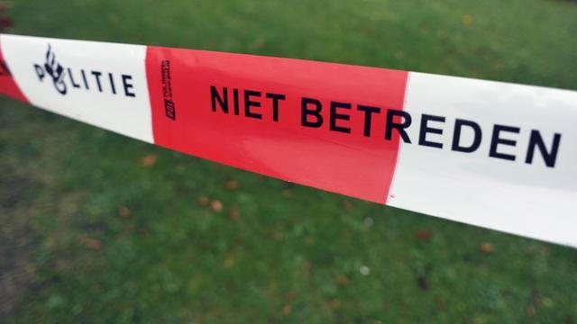 Handgranaat gevonden in tasje in Heempark Leiden