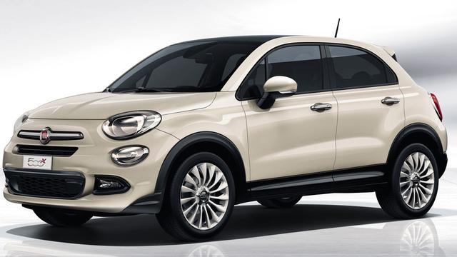 Fiat onthult 500X