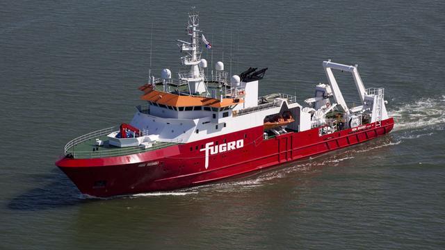 Bodemonderzoeker Fugro blijft zoeken naar toestel MH370