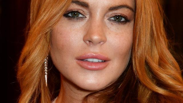 Lindsay Lohan genoot van stilte in gevangenis