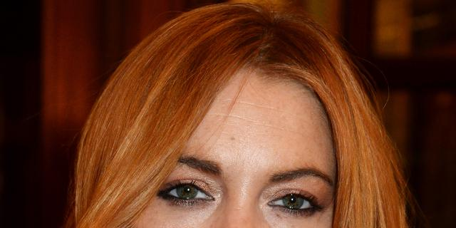 Lindsay Lohan aangeklaagd om app