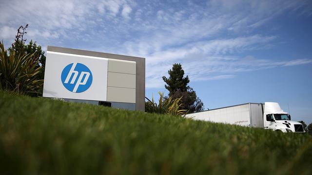 HP boekt lagere omzet