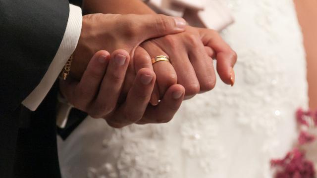 'Wachten met trouwen zorgt niet voor lagere scheidingskans'
