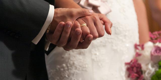 Aantal huwelijken in 2014 niet verder gedaald
