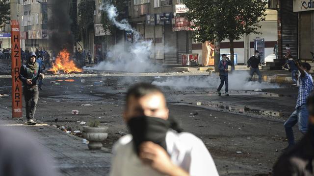 Vijf vragen over het beleg van Kobani