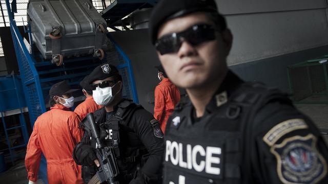 Nederlander in Thailand opgepakt voor moord Zwitserland