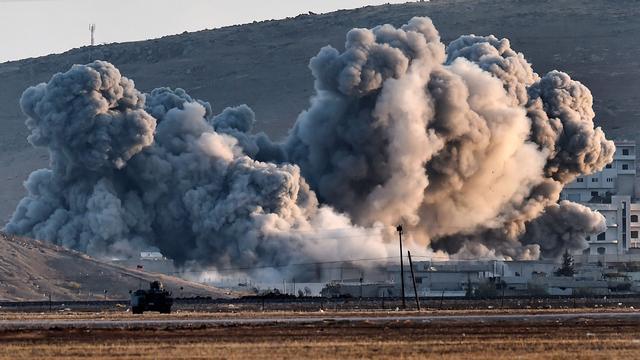 Kabinet ziet geen ruimte voor actie in Kobani