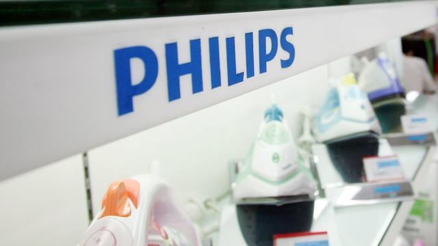 Philips boekt hogere winst en omzet