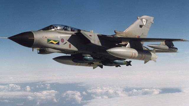 Groot-Brittannië wil luchtaanvallen op Syrië beginnen