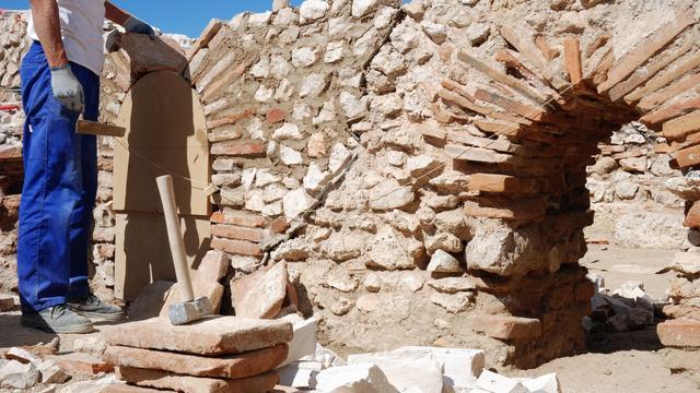 Paleis uit bronstijd ontdekt bij Spaanse Murcia