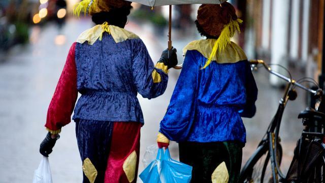 'Winkelier kan Zwarte Piet beter niet bannen'