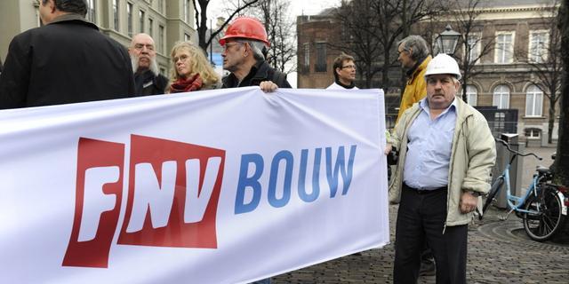 FNV in actie tegen personeelsbeleid Heijmans