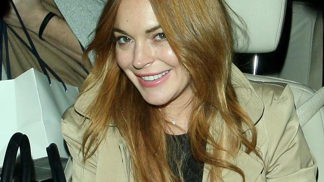 'Lindsay Lohan voltooit taakstraf in New York'