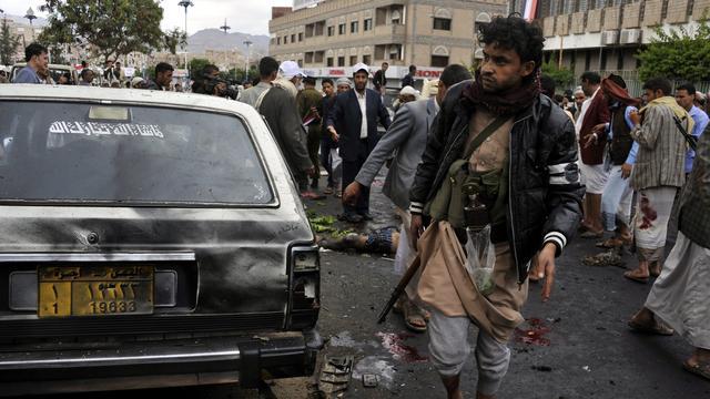 'Hoge leider al-Qaeda gedood bij droneaanval in Jemen'