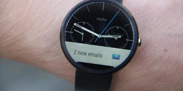 'Android Wear krijgt slaapmodus en toestemmingsinstellingen'