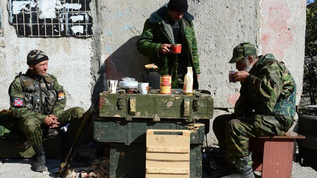 'Rebellen en Kiev akkoord over staakt-het-vuren in Oost-Oekraïne'
