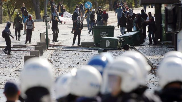 Twee agenten doodgeschoten in Turkije
