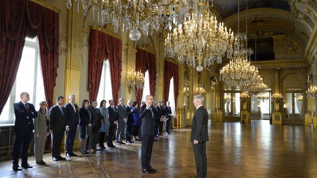 Regering Nederland en België vergaderen volgend jaar samen