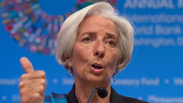 IMF vindt Griekse schuldverlichting noodzakelijk