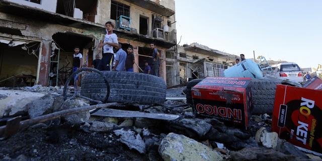 Tientallen doden door bomaanslagen in Irak